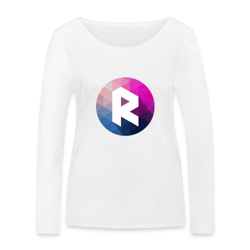 radiant logo - Women's Organic Longsleeve Shirt by Stanley & Stella
