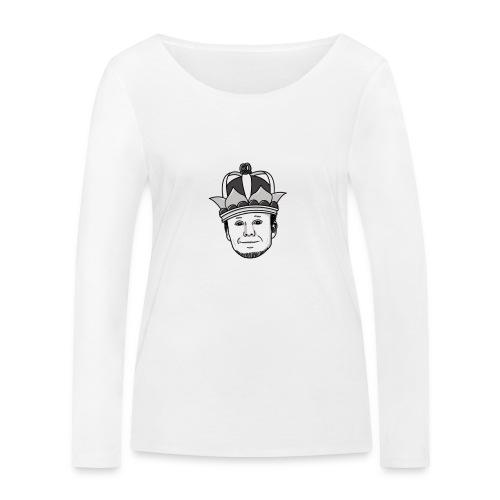 Meisterlehnsterr-Head - Women's Organic Longsleeve Shirt by Stanley & Stella
