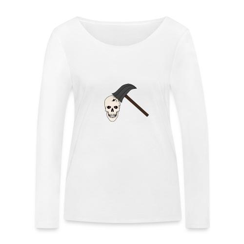 Skullcrusher - Frauen Bio-Langarmshirt von Stanley & Stella