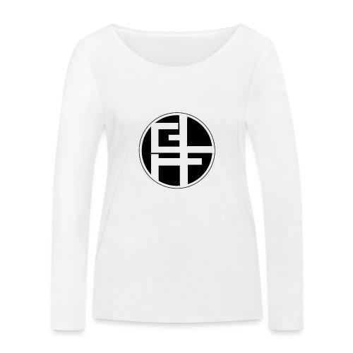 GLHF Black - T-shirt manches longues bio Stanley & Stella Femme