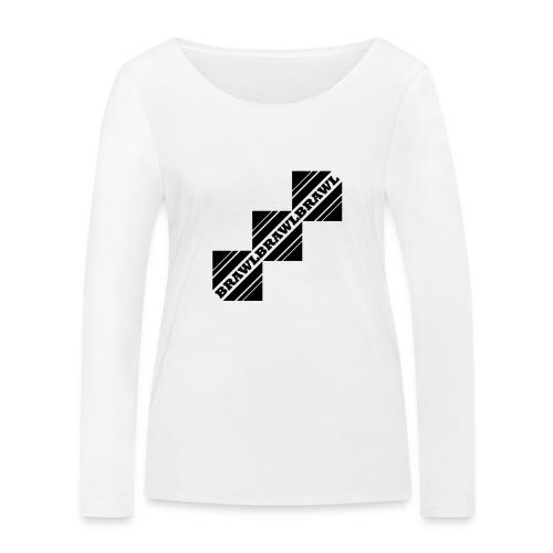 BRAWL TEST - Vrouwen bio shirt met lange mouwen van Stanley & Stella