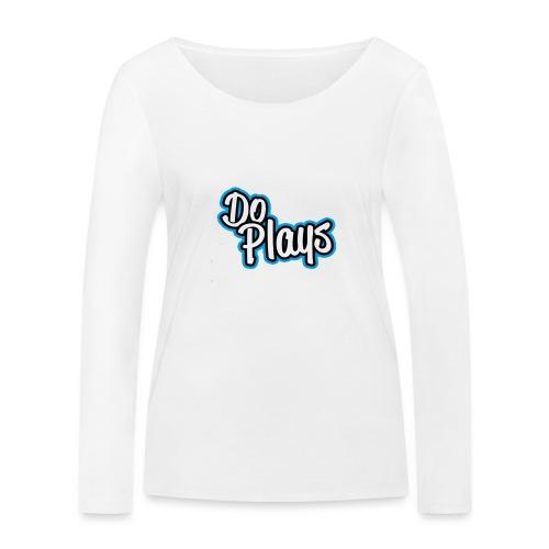Kinderen Shirtje   DoPlays - Vrouwen bio shirt met lange mouwen van Stanley & Stella