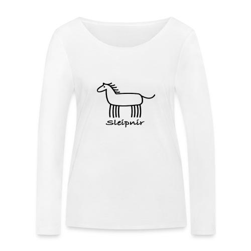 Sleipnir - Ekologisk långärmad T-shirt dam från Stanley & Stella