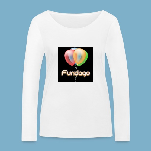 Fundago Ballon - Frauen Bio-Langarmshirt von Stanley & Stella