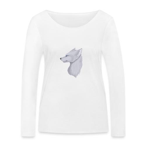 Wolf Skin - Women's Organic Longsleeve Shirt by Stanley & Stella
