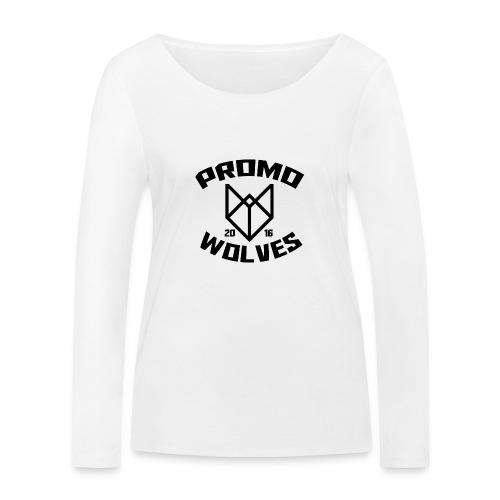 Big Promowolves longsleev - Vrouwen bio shirt met lange mouwen van Stanley & Stella