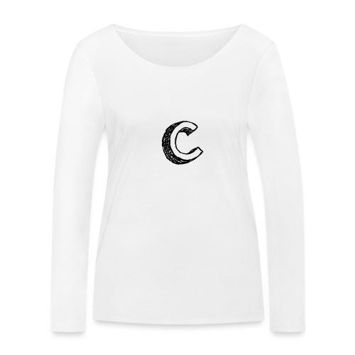 Cray MausPad - Frauen Bio-Langarmshirt von Stanley & Stella