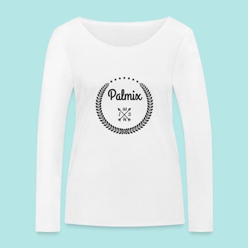 Palmix cup - Women's Organic Longsleeve Shirt by Stanley & Stella