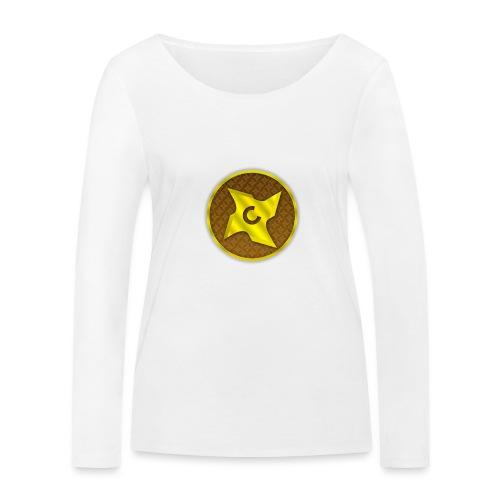 creative cap - Økologisk Stanley & Stella langærmet T-shirt til damer
