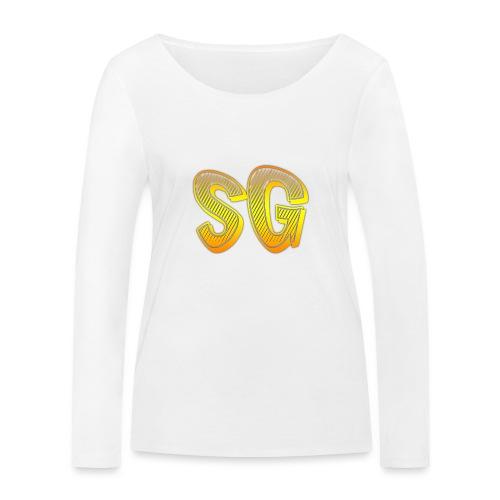 Cover S5 - Maglietta a manica lunga ecologica da donna di Stanley & Stella