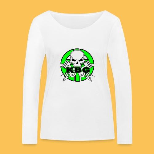 Felpa, maglia F1 KBK - Maglietta a manica lunga ecologica da donna di Stanley & Stella