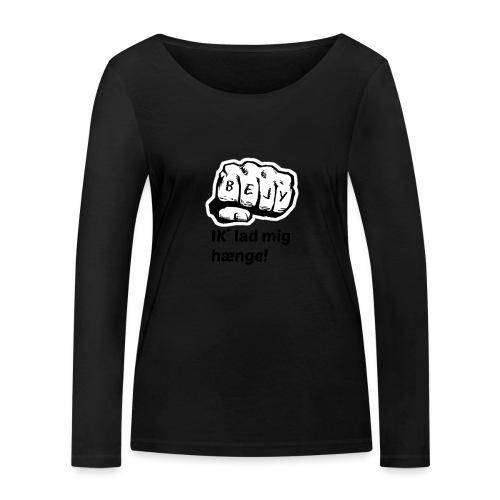 BEJY SHOP - Økologisk Stanley & Stella langærmet T-shirt til damer