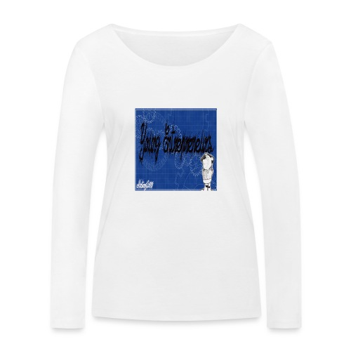 young_go_getter - Women's Organic Longsleeve Shirt by Stanley & Stella