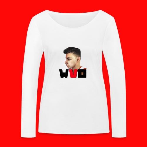 WVO OFFICIAL - Women's Organic Longsleeve Shirt by Stanley & Stella