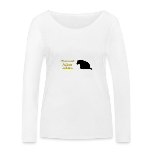 Poufsouffle - T-shirt manches longues bio Stanley & Stella Femme