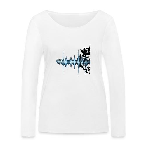 GT soundwave - Økologisk langermet T-skjorte for kvinner fra Stanley & Stella