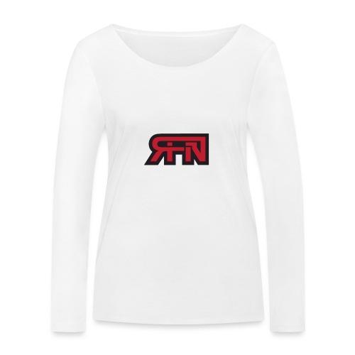 robinredblack 24 - Økologisk langermet T-skjorte for kvinner fra Stanley & Stella