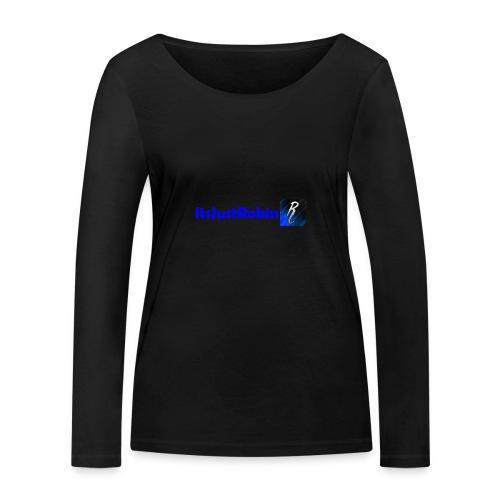 Eerste design. - Women's Organic Longsleeve Shirt by Stanley & Stella