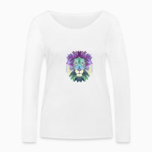 Lion - T-shirt manches longues bio Stanley & Stella Femme