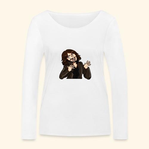 LJG st png upload 2 4000x - Women's Organic Longsleeve Shirt by Stanley & Stella