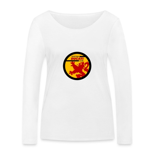 GIF logo - Women's Organic Longsleeve Shirt by Stanley & Stella