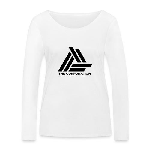 zwart metnaam keertwee png - Women's Organic Longsleeve Shirt by Stanley & Stella