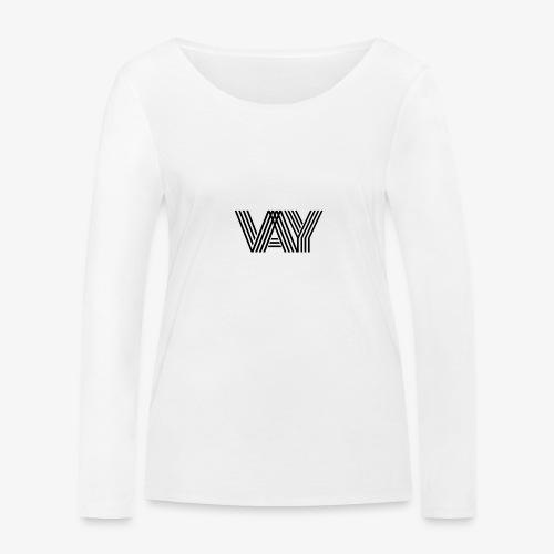 VAY - Frauen Bio-Langarmshirt von Stanley & Stella