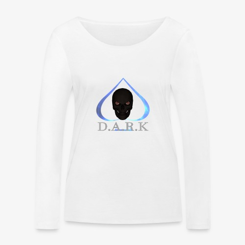 FB Logo 2017 trans halb - Women's Organic Longsleeve Shirt by Stanley & Stella