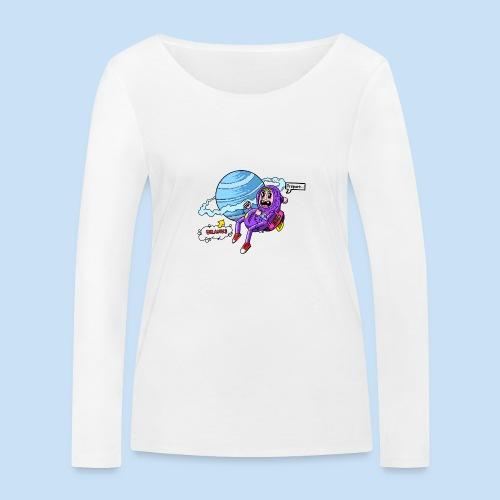 Prepare Uranus - Frauen Bio-Langarmshirt von Stanley & Stella