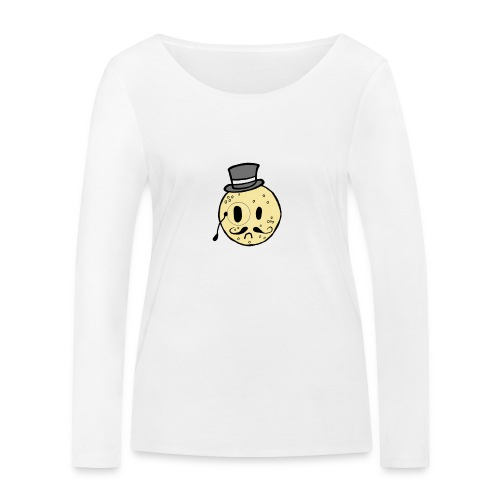Crumpet Squad Mens T - Women's Organic Longsleeve Shirt by Stanley & Stella