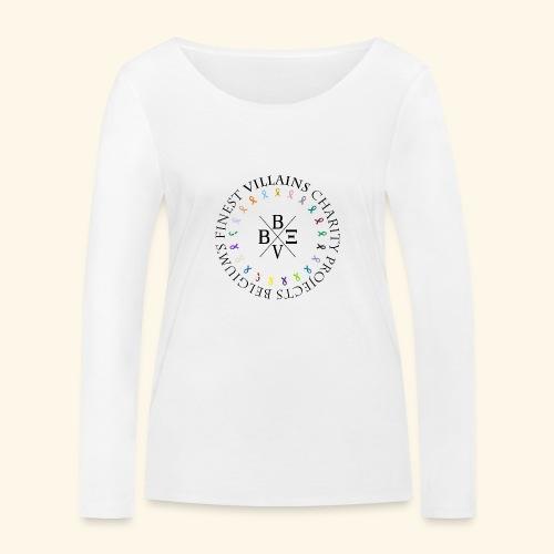 BVBE Charity Projects - Women's Organic Longsleeve Shirt by Stanley & Stella