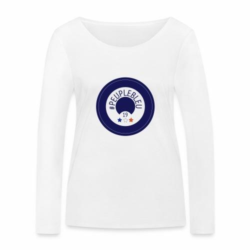 #PEUPLEBLEU BORN COLLECTION LIMITED EDITION 2019 - T-shirt manches longues bio Stanley & Stella Femme