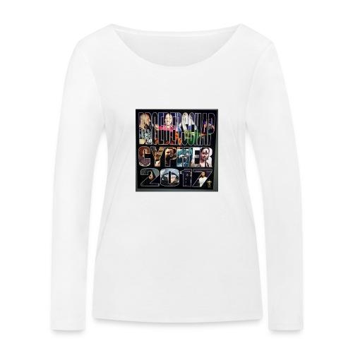 Boba D Official - Vrouwen bio shirt met lange mouwen van Stanley & Stella