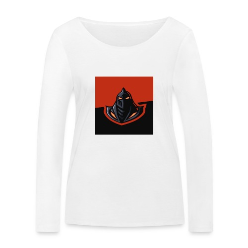 DeF Clan logo - Økologisk langermet T-skjorte for kvinner fra Stanley & Stella