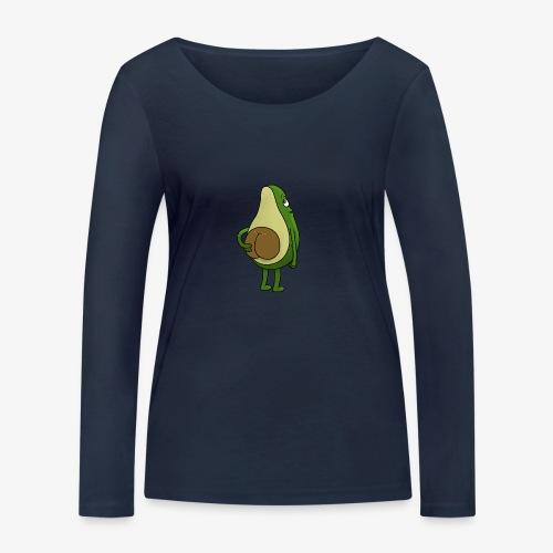 Avokado - Frauen Bio-Langarmshirt von Stanley & Stella