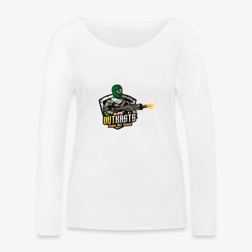 OutKasts [OKT] Logo 1 - Women's Organic Longsleeve Shirt by Stanley & Stella