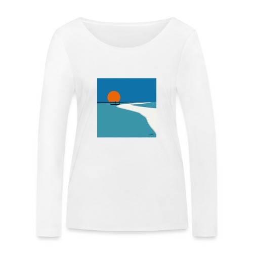 Polynesia - Women's Organic Longsleeve Shirt by Stanley & Stella