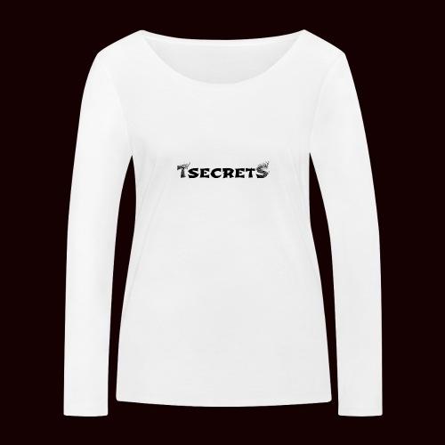 TsecretS - Frauen Bio-Langarmshirt von Stanley & Stella