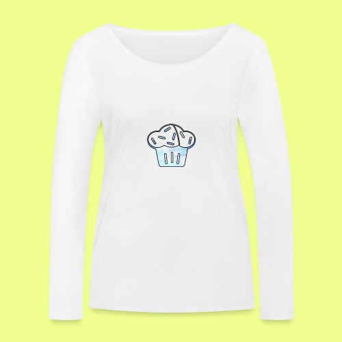 Pastel - Camiseta de manga larga ecológica mujer de Stanley & Stella