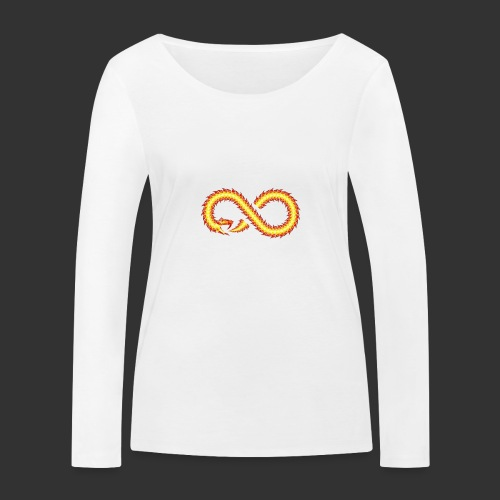 Infinity Snake - T-shirt manches longues bio Stanley & Stella Femme