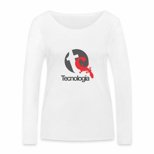 Tecnologia - Frauen Bio-Langarmshirt von Stanley & Stella