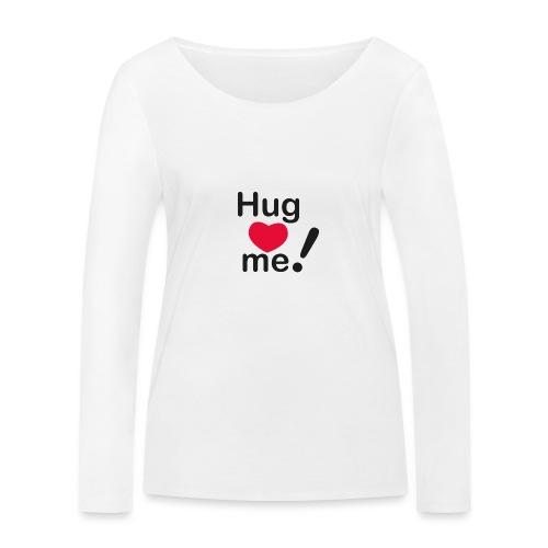 Abbracciccio-07 - Maglietta a manica lunga ecologica da donna di Stanley & Stella