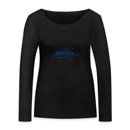 T-Shirt Miskin - T-shirt manches longues bio Stanley & Stella Femme