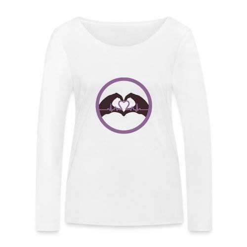 Logo ASC - T-shirt manches longues bio Stanley & Stella Femme