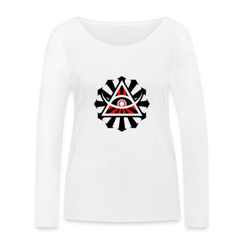 Paniq 2009 Logo - Frauen Bio-Langarmshirt von Stanley & Stella