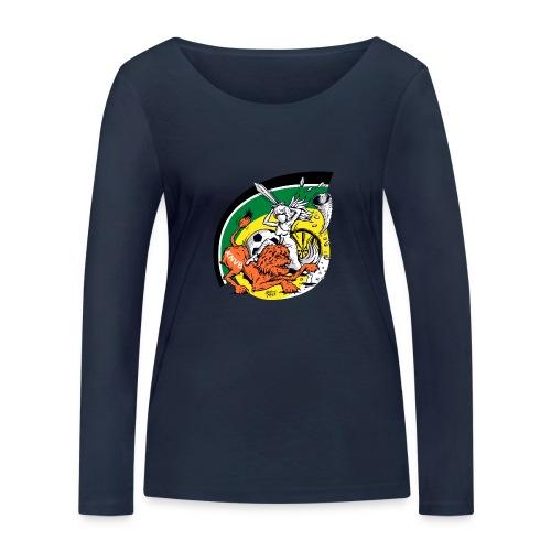 fortunaknvb - Vrouwen bio shirt met lange mouwen van Stanley & Stella