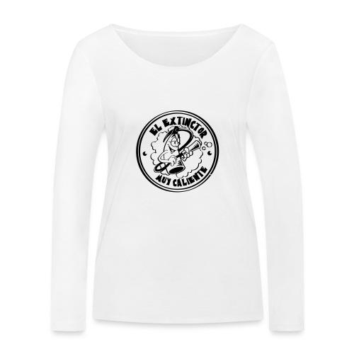 extinctor_1 - T-shirt manches longues bio Stanley & Stella Femme