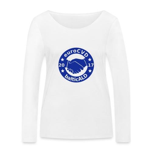 Joint EuroCVD - BalticALD conference mens t-shirt - Women's Organic Longsleeve Shirt by Stanley & Stella