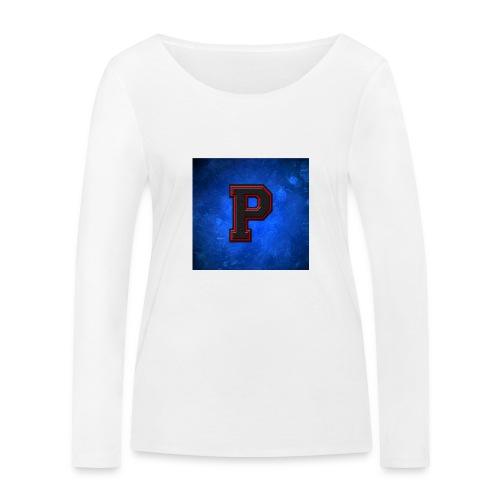 ProspiloTV LOgo - Women's Organic Longsleeve Shirt by Stanley & Stella