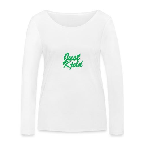 JustKjeld - Vrouwen bio shirt met lange mouwen van Stanley & Stella